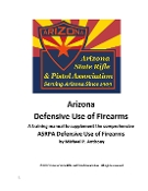 Defensive Use of Firearms Course Student Manual